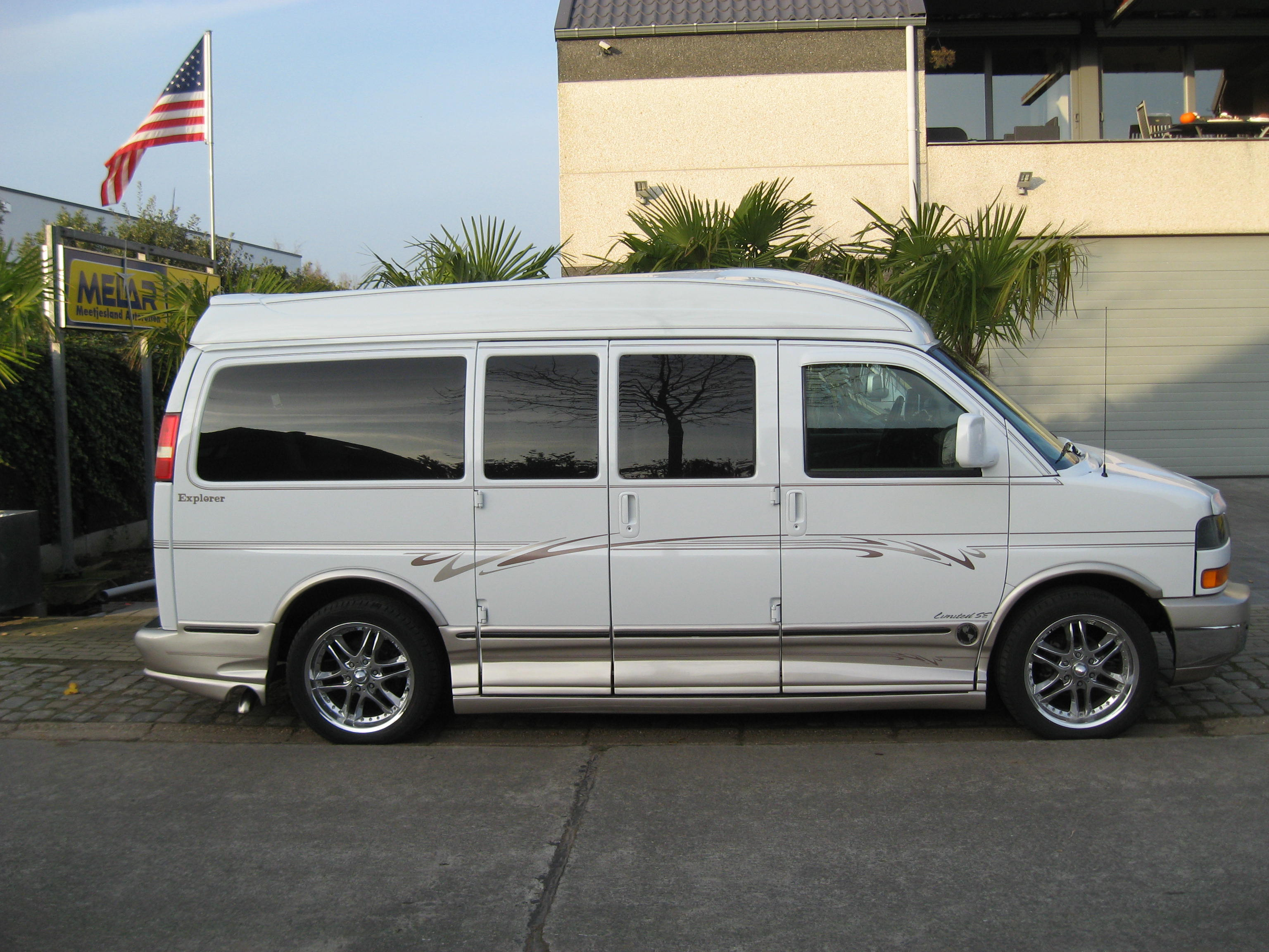 Gmc Savana 2006 Explorer Www Americanangelautomotive Be